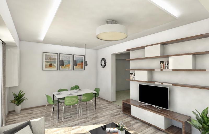 Amenajare interioară apartamente Lazăr Residence
