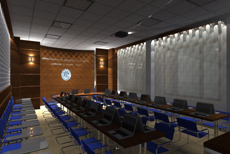 Sală de conferințe UMF